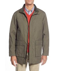 Cutter & Buck - Green 'trail Creek' Jacket for Men - Lyst