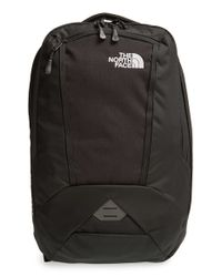 The North Face - Black 'microbyte' Backpack for Men - Lyst
