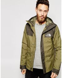 The North Face | Green Mountain Jacket for Men | Lyst
