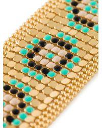 Gas Bijoux | Green 'papyrus' Bracelet | Lyst