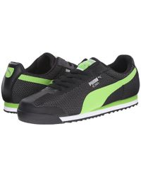 PUMA | Green Roma for Men | Lyst