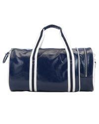 Fred Perry - Blue Retro Barrel Bag for Men - Lyst
