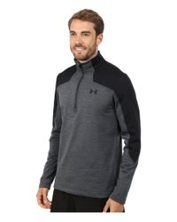 Under Armour | Gray Ua Gamut 1/4 Zip for Men | Lyst