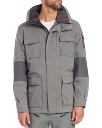 Helly Hansen | Gray Ask City Parka for Men | Lyst
