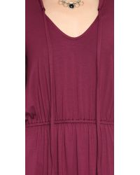 Rachel Pally | Purple Nola Dress - Eclipse | Lyst