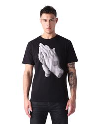 DIESEL - Black T-joe-q for Men - Lyst