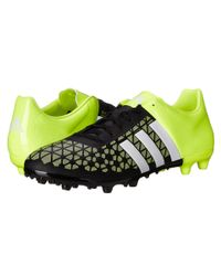 Adidas | Green Ace Low Fg/ag for Men | Lyst