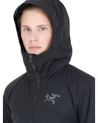 Arc'teryx - Black Rethel Coreloft Ski Insulated Jacket - Lyst