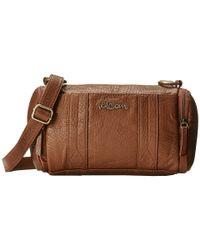Volcom - Brown Grapa Shoulder Bag - Lyst