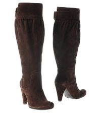 Keys - Brown Boots - Lyst
