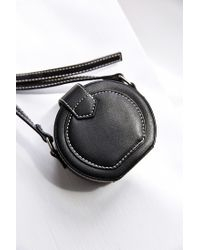 Urban Outfitters - Black Mini Canteen Crossbody Bag - Lyst