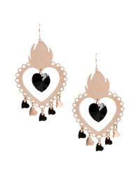 First People First - Pink Earrings - Lyst