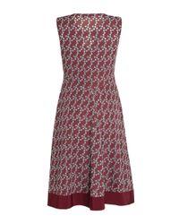Dorothee Schumacher | Red Inspiration Points Dress | Lyst