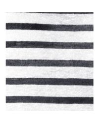 T By Alexander Wang - Black Striped T-shirt - Lyst