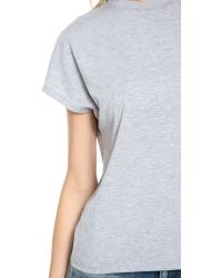 Won Hundred | Gray Proof Top | Lyst