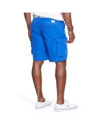 Ralph Lauren | Blue Classic-fit Cargo Short for Men | Lyst