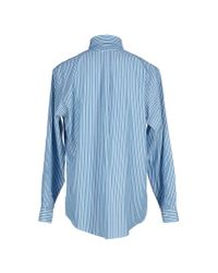 Brooks Brothers - Blue Shirt - Lyst