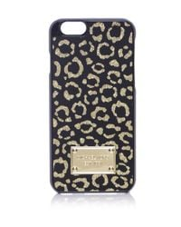MICHAEL Michael Kors | Metallic Leopard Iphone 6 Case | Lyst
