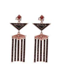 House of Harlow 1960   Pink Earrings Aegean Treasure   Lyst