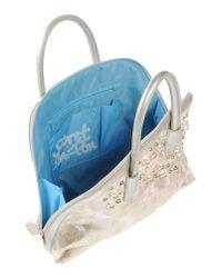 Secret Pon-pon - Metallic Handbag - Lyst