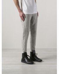 Timberland - Gray Trouski Jogger Trouser for Men - Lyst