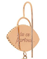 Lito - Pink Tu Es Partout Earrings - Lyst