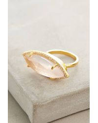 Indulgems | Metallic Minas Ring | Lyst