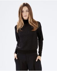 Parker | Black Gwendolyn Sweater | Lyst