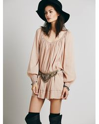 Free People - Metallic Emery Belt - Lyst
