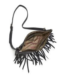 Liebeskind - Brown Crossbody - Carol Fringe Convertible - Lyst