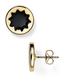 House of Harlow 1960 - Metallic 1960 Enamel Sunburst Stud Earrings - Lyst