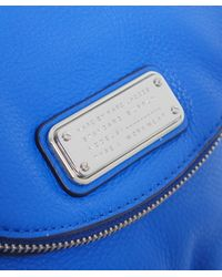 Marc Jacobs - Blue Mini Q Natasha Crossbody Bag - Lyst