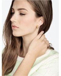BaubleBar - Metallic Prism Ear Jackets - Lyst
