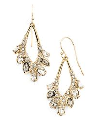 Alexis Bittar | Metallic 'miss Havisham' Drop Earrings | Lyst