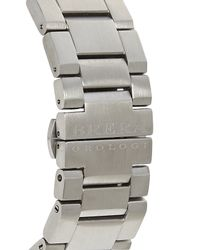 Brera Orologi - Metallic Bretc4569 Silver-Tone & Camouflage Watch for Men - Lyst