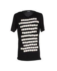 Imperial - Black T-shirt for Men - Lyst
