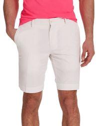 Polo Ralph Lauren | White Straight-fit Newport Shorts for Men | Lyst