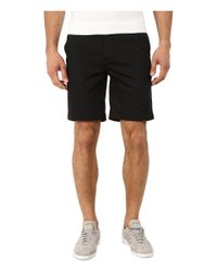 Huf | Black Fulton Chino Shorts for Men | Lyst