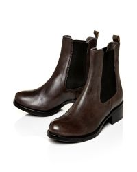Moda In Pelle - Natural Aveni Chelsea Boots - Lyst