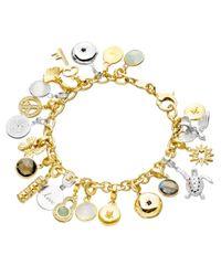Astley Clarke | Metallic Silver Little Astley Locket Charm | Lyst