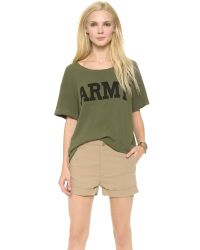 NLST - Green Nlst - Olive Drab With Graphic - Lyst
