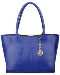 Anne Klein - Blue Run Wild Tote - Lyst