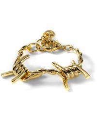 Ambush | Metallic Gold Classic Chain 3 Bracelet for Men | Lyst