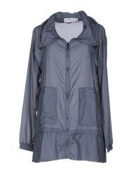 Adidas By Stella McCartney - Gray Jacket - Lyst
