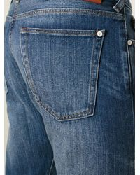 Paul Smith | Blue Regular Fit Jeans for Men | Lyst