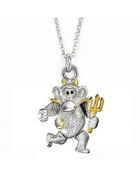 Jan Leslie | Metallic Two Tone Devil Monkey | Lyst