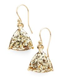Kate Spade | Metallic 'twinkle Lights' Drop Earrings | Lyst