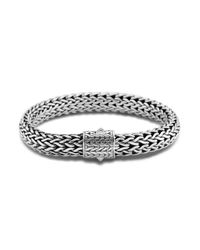 John Hardy | Metallic Large Bracelet for Men | Lyst
