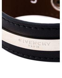 Givenchy   Black Paris Bracelet   Lyst