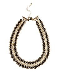 Coast - Metallic Ciara Necklace - Lyst